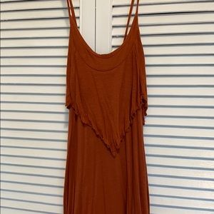 Free People Beach Tier Maxi Dress